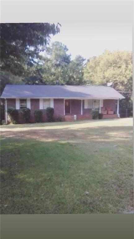 4113 Conley Circle, Conley, GA 30288 (MLS #6796707) :: North Atlanta Home Team