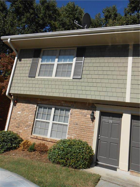 31 Villa Court SE, Smyrna, GA 30080 (MLS #6796736) :: Kennesaw Life Real Estate