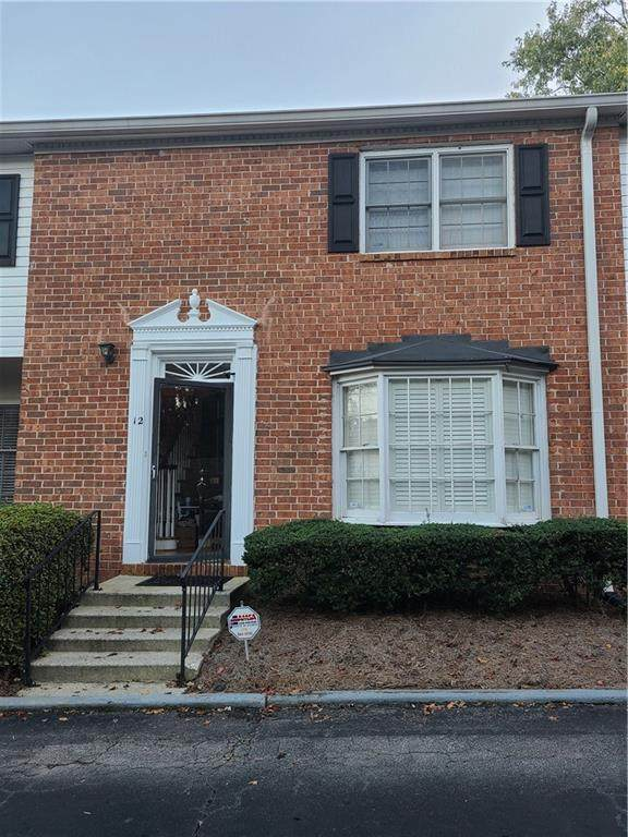 6520 Roswell Road #12, Sandy Springs, GA 30328 (MLS #6796813) :: RE/MAX Paramount Properties