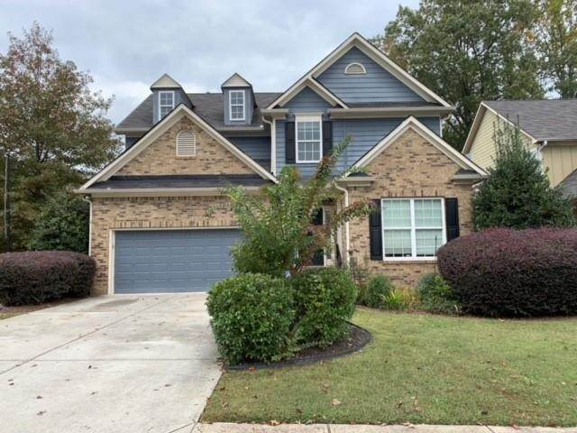 1101 Silverbrooke Drive, Powder Springs, GA 30127 (MLS #6797253) :: North Atlanta Home Team