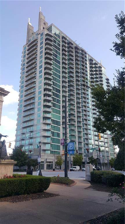 361 17th Street NW #1421, Atlanta, GA 30363 (MLS #6797619) :: Thomas Ramon Realty