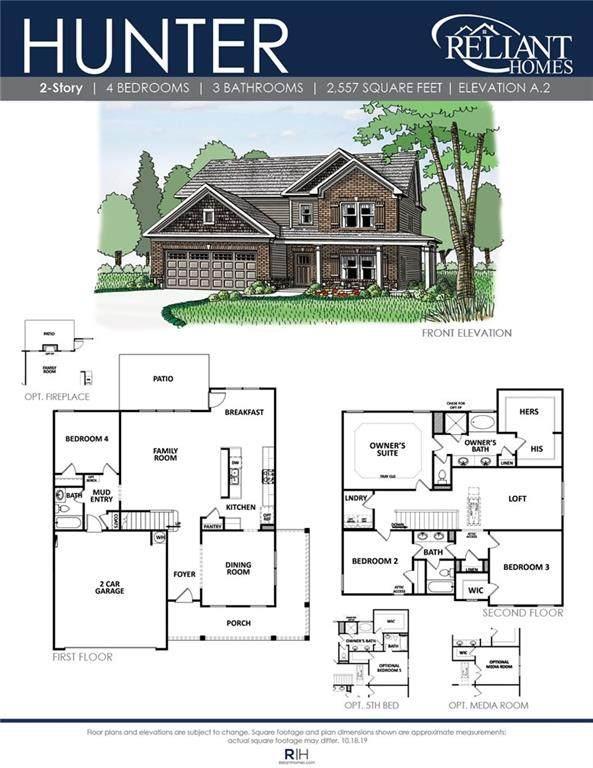 1468 Cozy Cove Lane, Lawrenceville, GA 30045 (MLS #6797799) :: North Atlanta Home Team