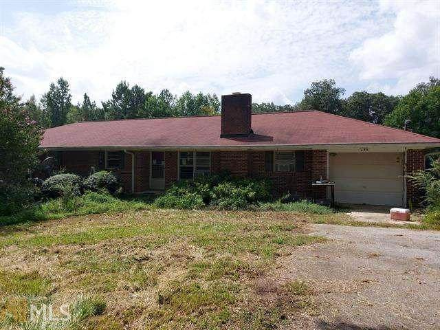 722 Mike Powers Road, Grantville, GA 30220 (MLS #6797915) :: North Atlanta Home Team