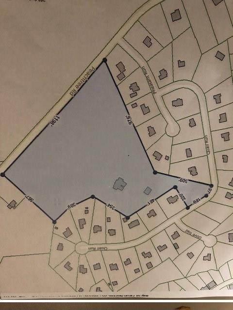 300 Peachtree Road, Hoschton, GA 30548 (MLS #6797934) :: The Justin Landis Group