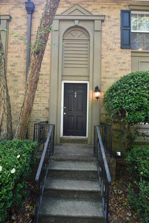 6980 Roswell Road A6, Sandy Springs, GA 30328 (MLS #6797986) :: North Atlanta Home Team