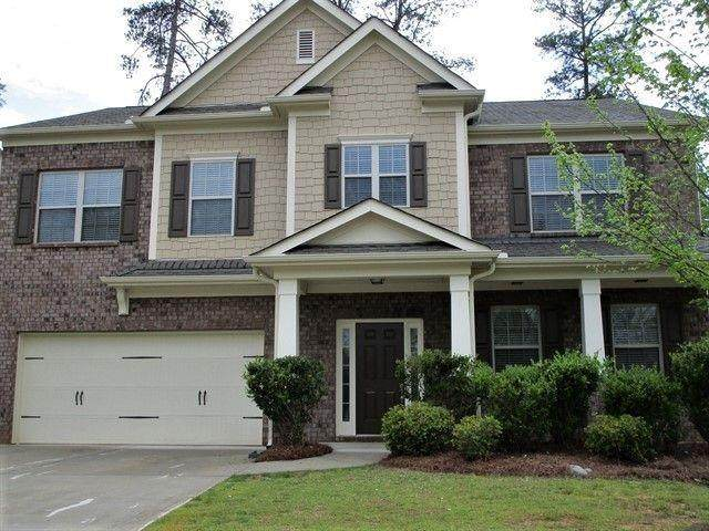 4883 Arbor View Parkway, Acworth, GA 30101 (MLS #6798113) :: North Atlanta Home Team