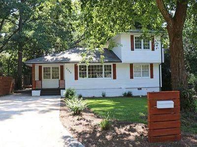 2500 Baxter Road SW, Atlanta, GA 30315 (MLS #6798187) :: Thomas Ramon Realty