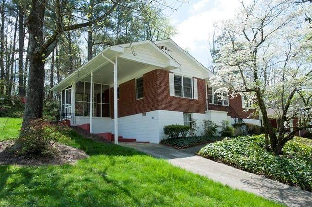 1045 Willivee Drive, Decatur, GA 30033 (MLS #6798235) :: North Atlanta Home Team
