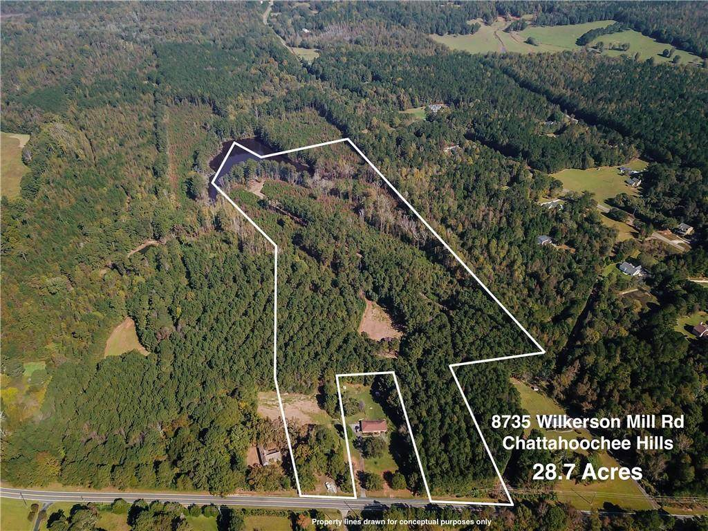 8735 Wilkerson Mill Road - Photo 1