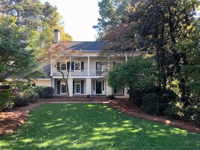 1385 Ragley Hall Road, Brookhaven, GA 30319 (MLS #6798906) :: North Atlanta Home Team