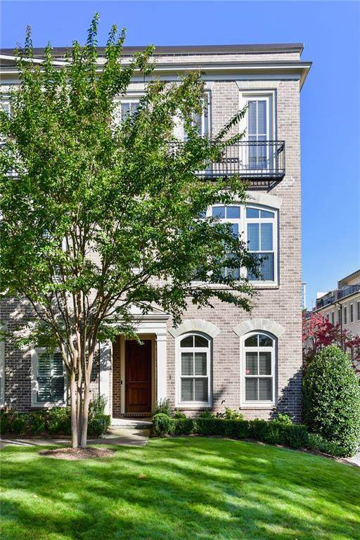 58 Sheridan Drive NE #1, Atlanta, GA 30305 (MLS #6798995) :: Thomas Ramon Realty