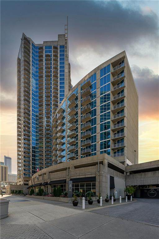 400 W Peachtree Street NW #1012, Atlanta, GA 30308 (MLS #6799039) :: Dillard and Company Realty Group
