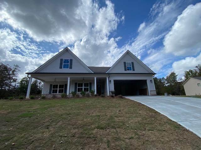 1705 Trotters Court, Monroe, GA 30656 (MLS #6799270) :: North Atlanta Home Team