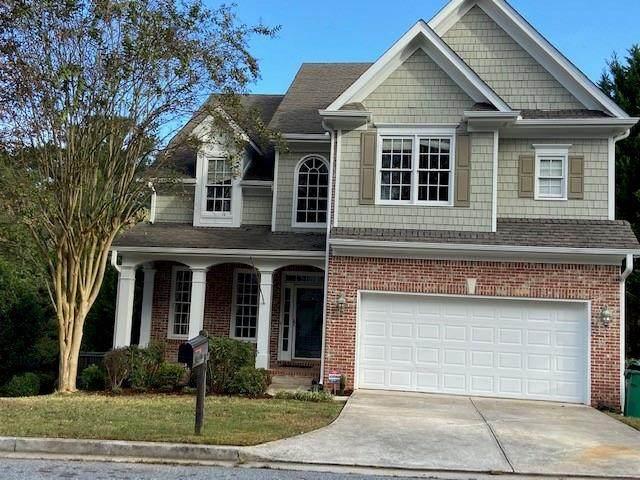 3268 Emerald Brook Lane, Decatur, GA 30033 (MLS #6799398) :: North Atlanta Home Team