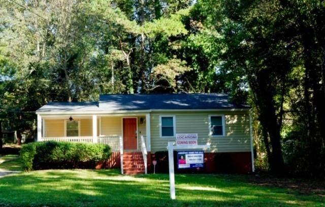 1890 Bonniview Street SW, Atlanta, GA 30310 (MLS #6799766) :: North Atlanta Home Team