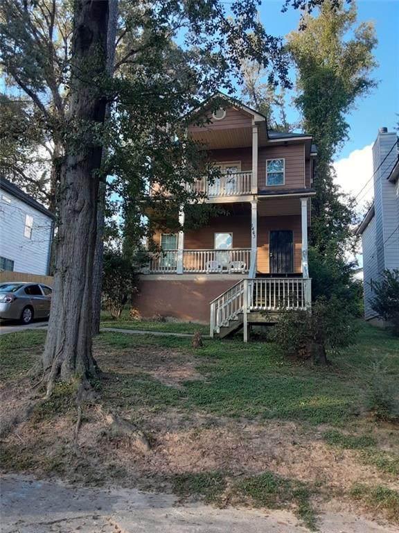 1463 Akridge Street NW, Atlanta, GA 30314 (MLS #6800000) :: North Atlanta Home Team