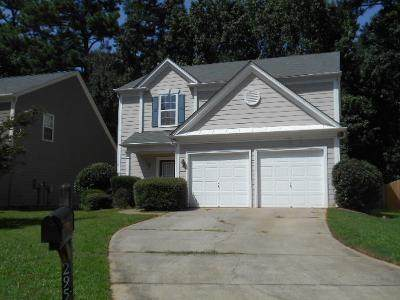 2951 Cottesford Way SE, Smyrna, GA 30080 (MLS #6800500) :: Kennesaw Life Real Estate