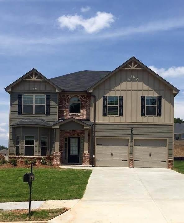 1165 Joslin Path, Douglasville, GA 30134 (MLS #6800509) :: Kennesaw Life Real Estate