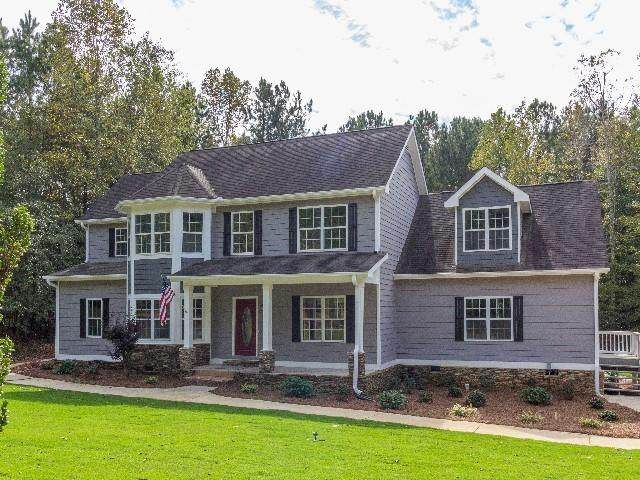 211 Fowler Mill Road, Bogart, GA 30622 (MLS #6800712) :: North Atlanta Home Team