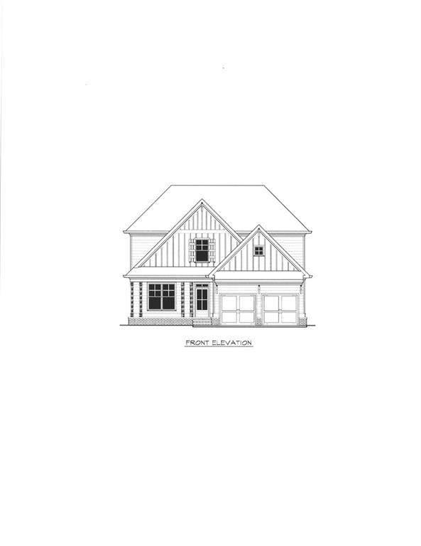 824 Sylvan Drive, Marietta, GA 30066 (MLS #6800982) :: Tonda Booker Real Estate Sales