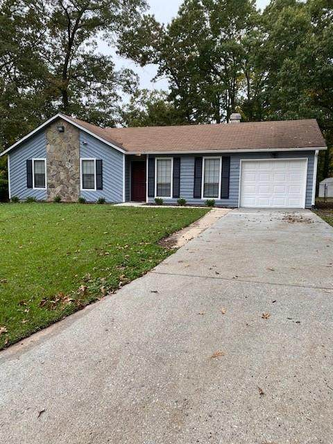 5350 Greenhedge Trail, Stone Mountain, GA 30088 (MLS #6801178) :: Tonda Booker Real Estate Sales