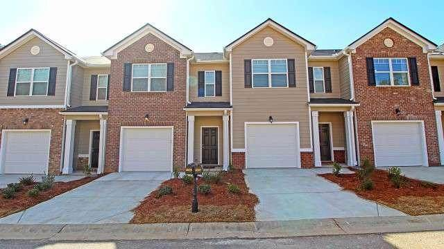 6057 Rockaway Road #118, Atlanta, GA 30349 (MLS #6801300) :: North Atlanta Home Team