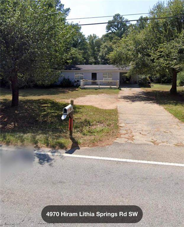 4970 Hiram Lithia Springs Road, Powder Springs, GA 30127 (MLS #6801330) :: The Justin Landis Group