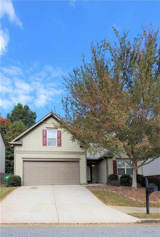 132 Cornerstone Circle, Woodstock, GA 30188 (MLS #6801347) :: Rock River Realty