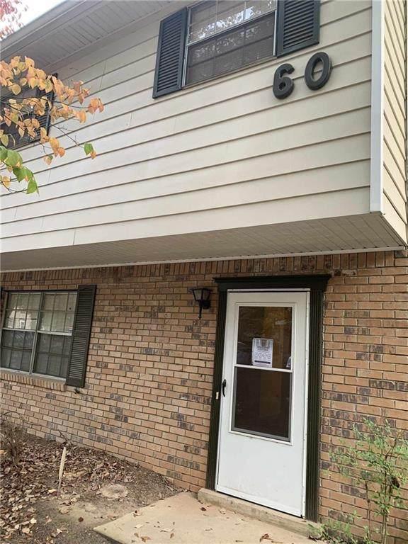 4701 Flat Shoals Road 60H, Union City, GA 30291 (MLS #6801619) :: North Atlanta Home Team