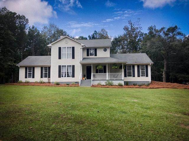 2294 E Highway 36 E, Milner, GA 30257 (MLS #6801919) :: North Atlanta Home Team