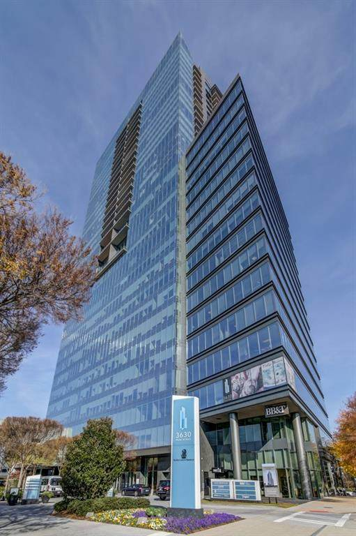 3630 Peachtree Road NE #2104, Atlanta, GA 30326 (MLS #6802419) :: The Heyl Group at Keller Williams