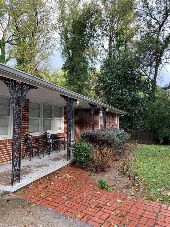 2717 S Clark Drive, East Point, GA 30344 (MLS #6802677) :: MyKB Homes
