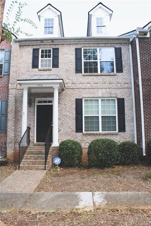 1416 Ferocity Ridge Way, Kennesaw, GA 30152 (MLS #6802821) :: Vicki Dyer Real Estate