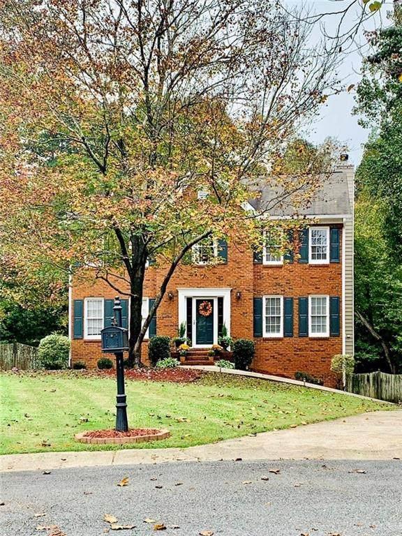 1413 Milford Chase Court, Marietta, GA 30008 (MLS #6802870) :: North Atlanta Home Team