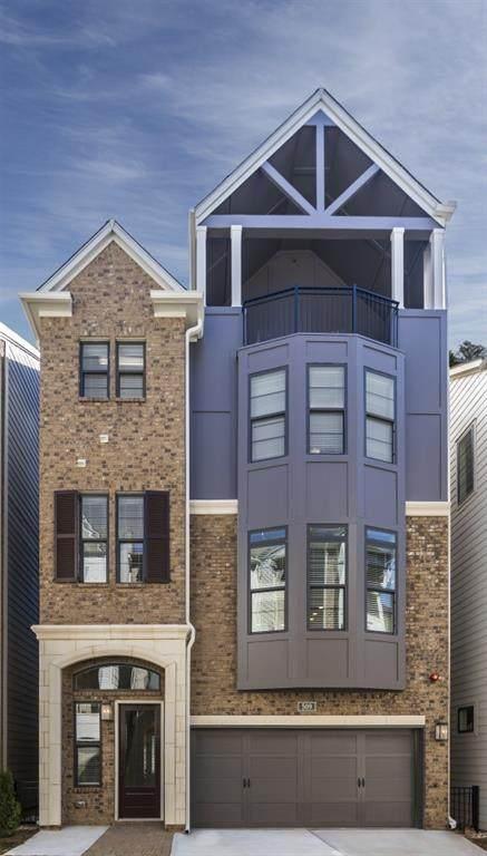 509 Broadview Place NE, Atlanta, GA 30324 (MLS #6803126) :: RE/MAX Paramount Properties