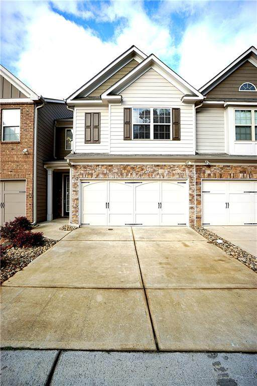 861 Spicy Maple Drive, Lawrenceville, GA 30044 (MLS #6803157) :: The North Georgia Group