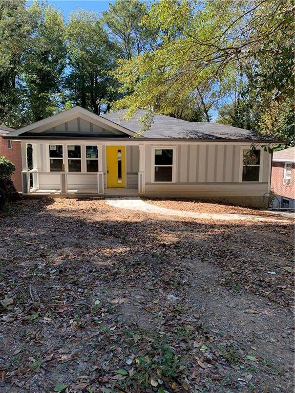 266 Childs Drive NW, Atlanta, GA 30314 (MLS #6803879) :: Path & Post Real Estate