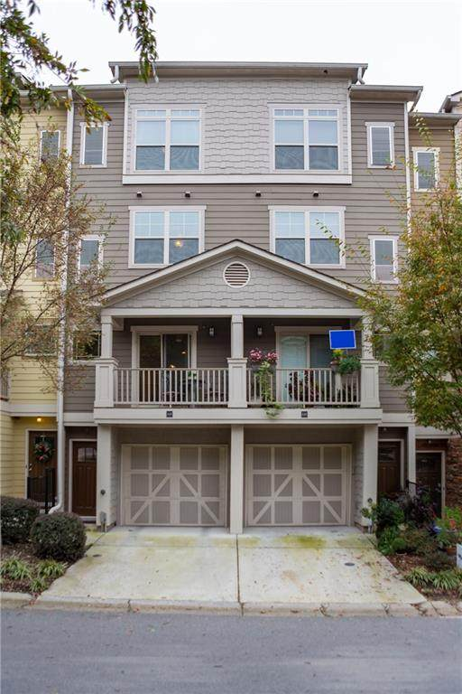 215 Semel Drive NW #448, Atlanta, GA 30309 (MLS #6804235) :: KELLY+CO