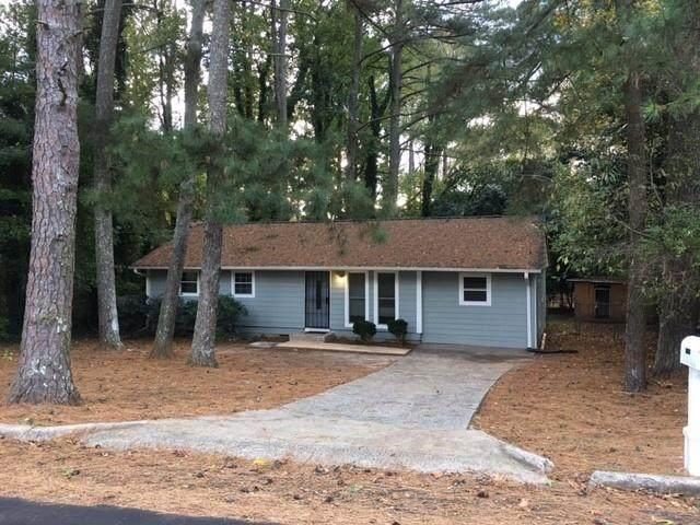 4437 Glade Road, Forest Park, GA 30297 (MLS #6804386) :: North Atlanta Home Team