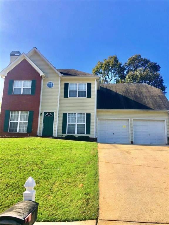 920 Castlerock Way, Mcdonough, GA 30253 (MLS #6804510) :: North Atlanta Home Team