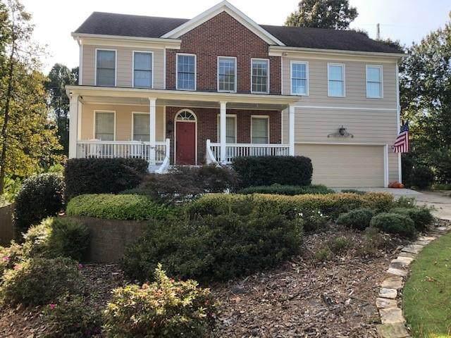 220 W Brookhollow Court, Alpharetta, GA 30022 (MLS #6804634) :: Rock River Realty