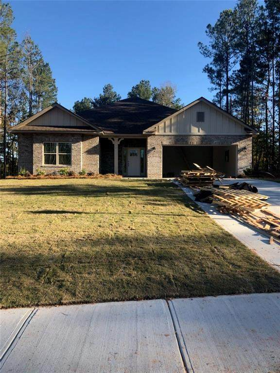536 Saddle Chase Drive, Bremen, GA 30110 (MLS #6804871) :: The Cowan Connection Team