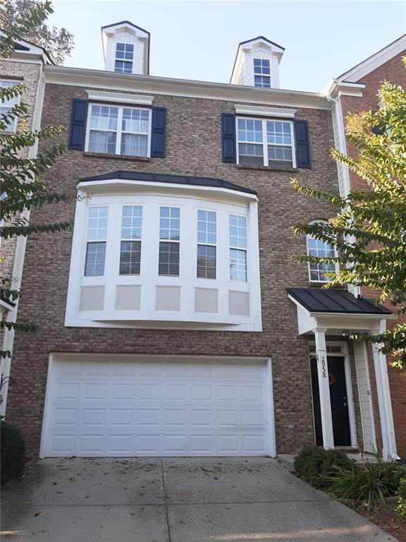 2958 Wintercrest Drive #6, Atlanta, GA 30360 (MLS #6805032) :: Thomas Ramon Realty