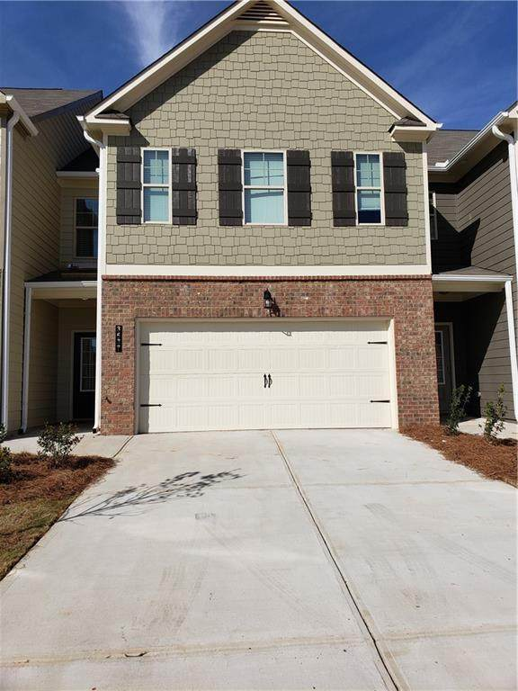 3616 Prospect Point Drive #106, Oakwood, GA 30566 (MLS #6805121) :: AlpharettaZen Expert Home Advisors