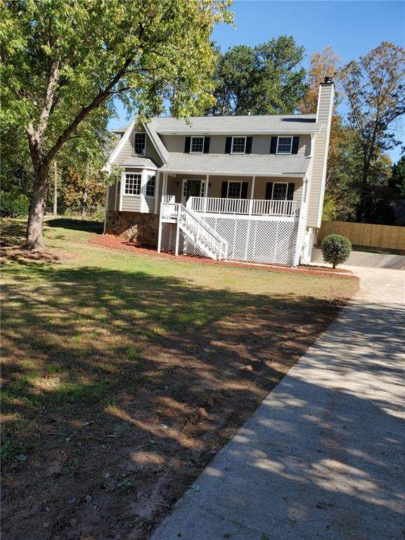 1941 Fernwood Drive, Lawrenceville, GA 30043 (MLS #6805322) :: Tonda Booker Real Estate Sales