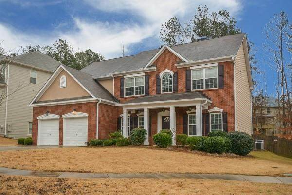 1286 Clear Stream Ridge, Auburn, GA 30011 (MLS #6806081) :: North Atlanta Home Team