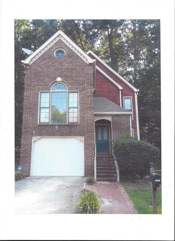 1452 Briers Drive, Stone Mountain, GA 30083 (MLS #6806497) :: North Atlanta Home Team