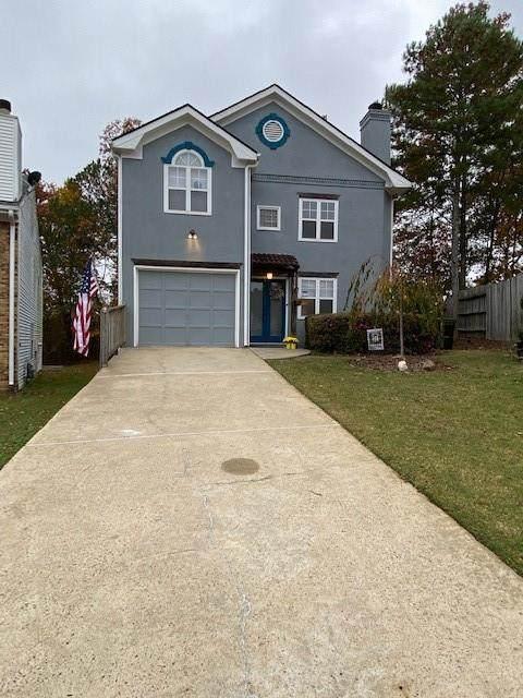 1058 Hillsborough Chase, Kennesaw, GA 30144 (MLS #6807345) :: North Atlanta Home Team