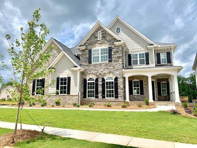 120 Crest Brooke Drive, Holly Springs, GA 30115 (MLS #6807671) :: North Atlanta Home Team