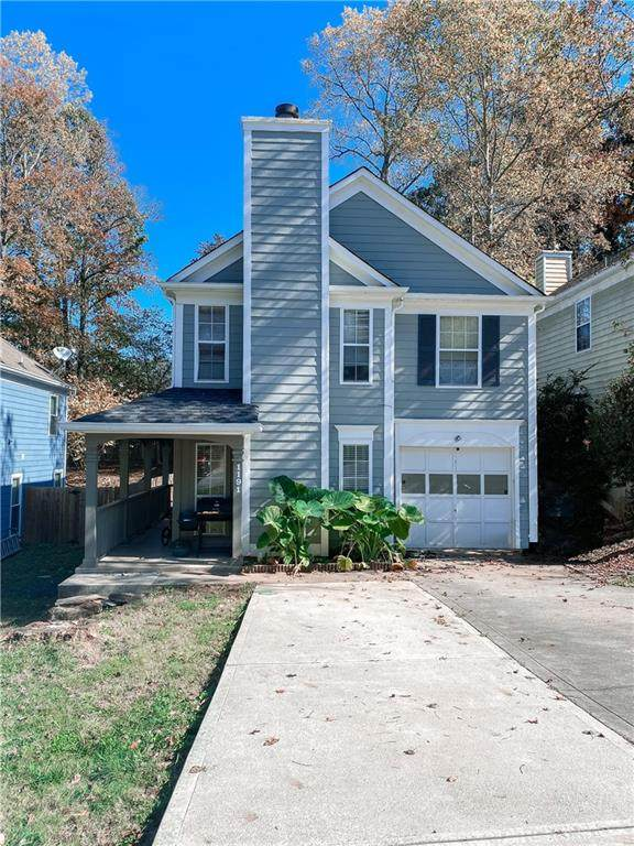 1191 Holly Circle, Lawrenceville, GA 30044 (MLS #6808657) :: The Heyl Group at Keller Williams